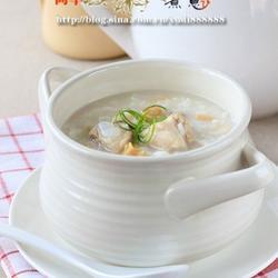 干贝排骨粥的做法[图]