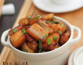 電飯煲醬香五花肉[圖]