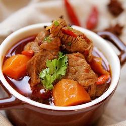 红焖澳洲羊肉的做法[图]