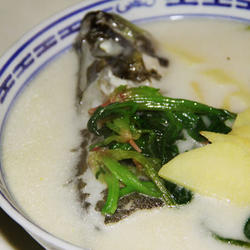 奶白桂鱼汤的做法[图]