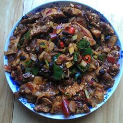 豆瓣酱蒸五花肉的做法[图]