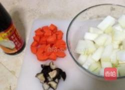 耗油味道鸭肝和鸡肝冬瓜图片