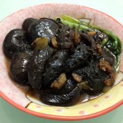 冬菇发菜焖冬菇的做法[图]