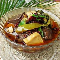 酸菜烧血豆腐的做法[图]
