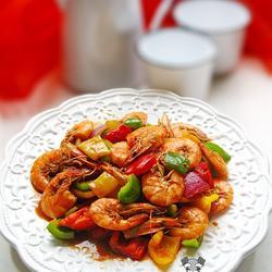 巴基斯坦红咖喱虾的做法[图]