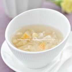 川贝雪梨汤的做法[图]