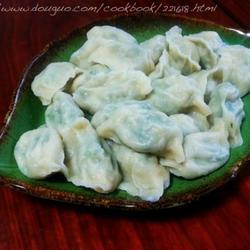 茴香龙利鱼饺子的做法[图]