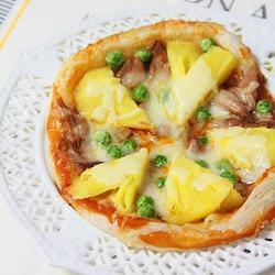 菠萝金枪鱼披萨的做法[图]