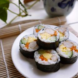 随意紫菜包饭的做法[图]