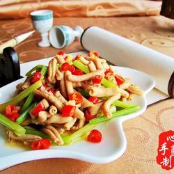 鲜椒鸭肠的做法[图]