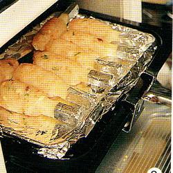 烤箱料理_烤甘蔗蝦的做法[图]