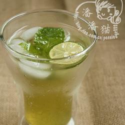 薄荷青柠檬水的做法[图]