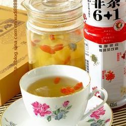 菊花枸杞水果茶的做法[图]