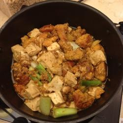 干锅鱼籽豆腐的做法[图]