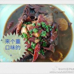 腊肉红烧鲳鳊鱼的做法[图]