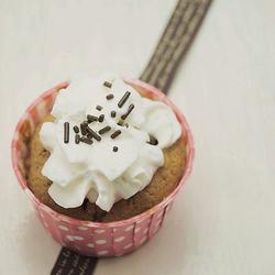 巧克力醬杯子蛋糕的做法[圖]