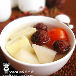 美白养颜汤的做法[图]