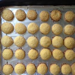 黄金椰子球的做法[图]