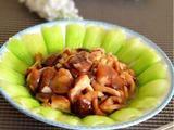 香菇炒油菜的做法[图]