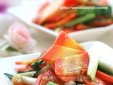 香蒜胡萝卜的做法[图]
