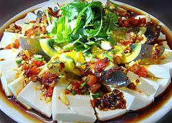 珍选捞汁皮蛋豆腐