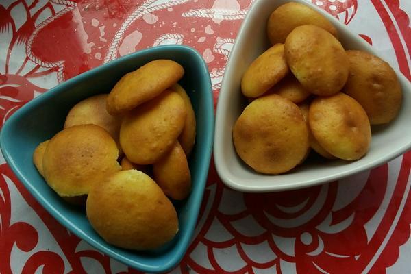 鸡蛋黄饼干