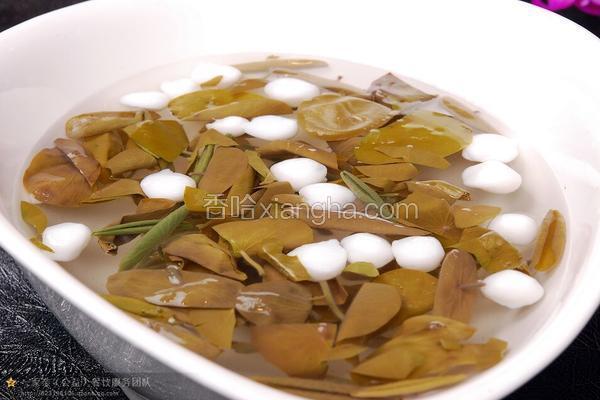 莼菜鱼圆汤