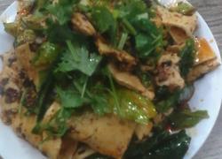 朝鲜辣菜拌干豆腐