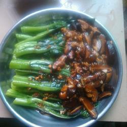 冬菇菜心的做法[图]