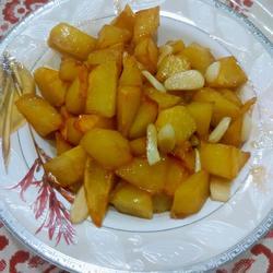 糖醋土豆的做法[图]