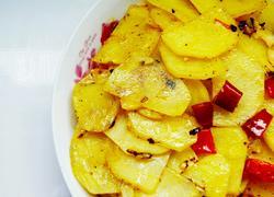 泡椒土豆片