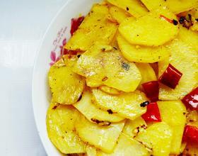 泡椒土豆片[图]