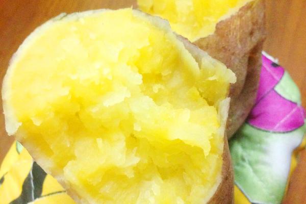 快手烤红薯
