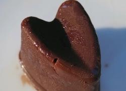 冰激凌馅儿巧克力