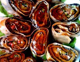 紫菜豆腐卷