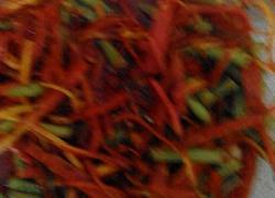 豇豆胡萝卜丝