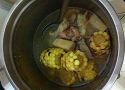 玉米葛根猪肉汤