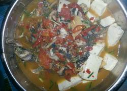 黄辣丁煮豆腐
