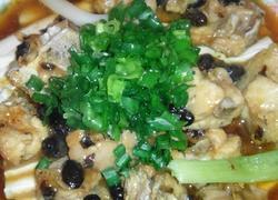 排骨蒸豆腐