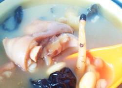 黄豆猪手老火靓汤