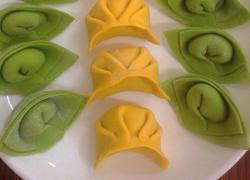 双折饺子包法