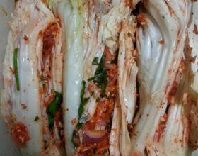 韩式辣白菜[图]