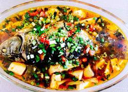 红烧豆腐鲫鱼