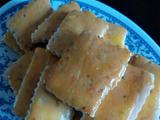 芝麻酥脆饼干的做法[图]