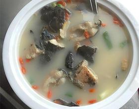 黑鱼汤[图]