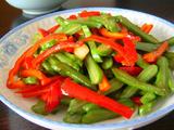 素炒刀豆的做法[图]