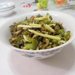 姜丝咸豆角的做法[图]