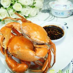 清蒸青蟹的做法[图]
