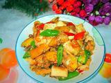 豆腐烧鸡的做法[图]