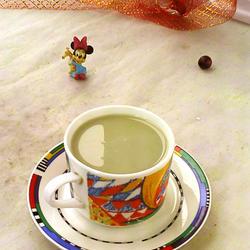 绿桑百合豆浆的做法[图]